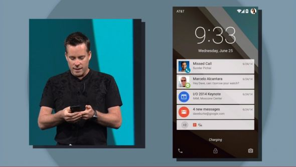 Android L Google
