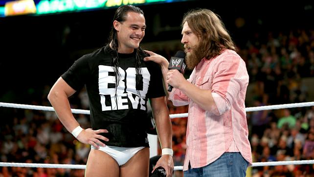 #TrueDetectiveSeason2: BO-lieve in YES! Photo credit: WWE.com