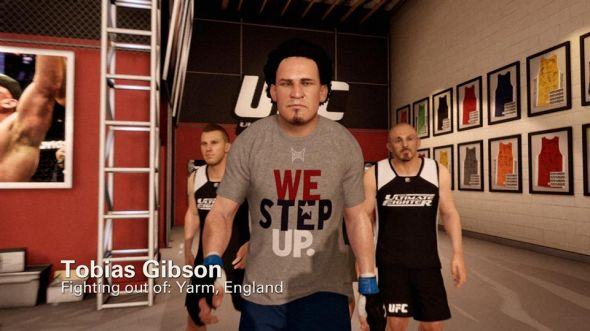 Walkouts during your time on TUF give that part of career mode a real-life feel.