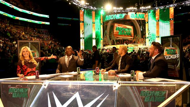 The WWE pre-show is constantly improving and becoming a vital aspect of every PPV. Photo credit: WWE.com