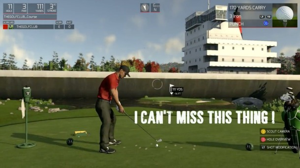 how to connect ea sports golf