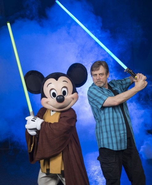 mark hamill mickey mouse
