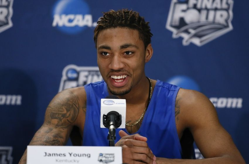 NBA Draft Results: Celtics select James Young No. 17 overall