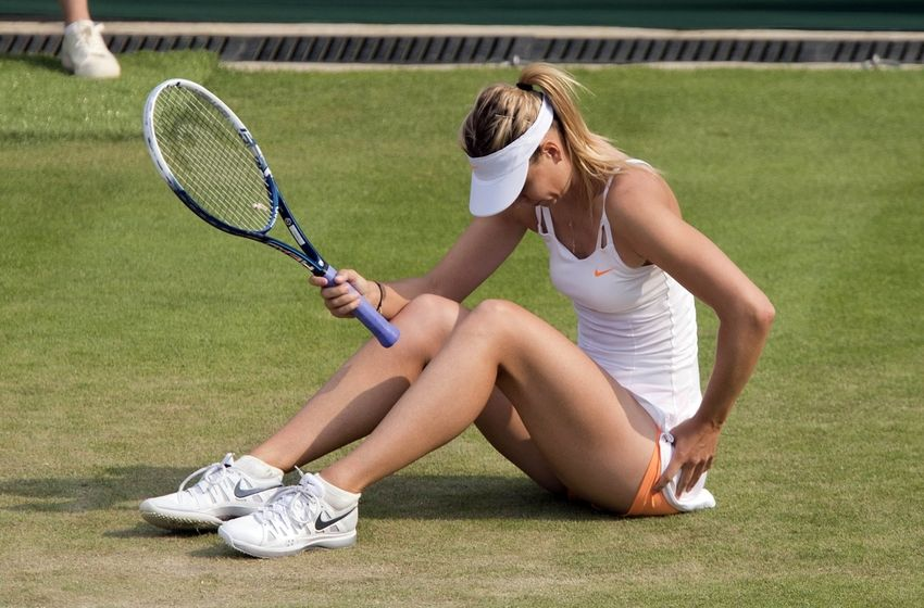 Wimbledon rules forcing some women to play braless
