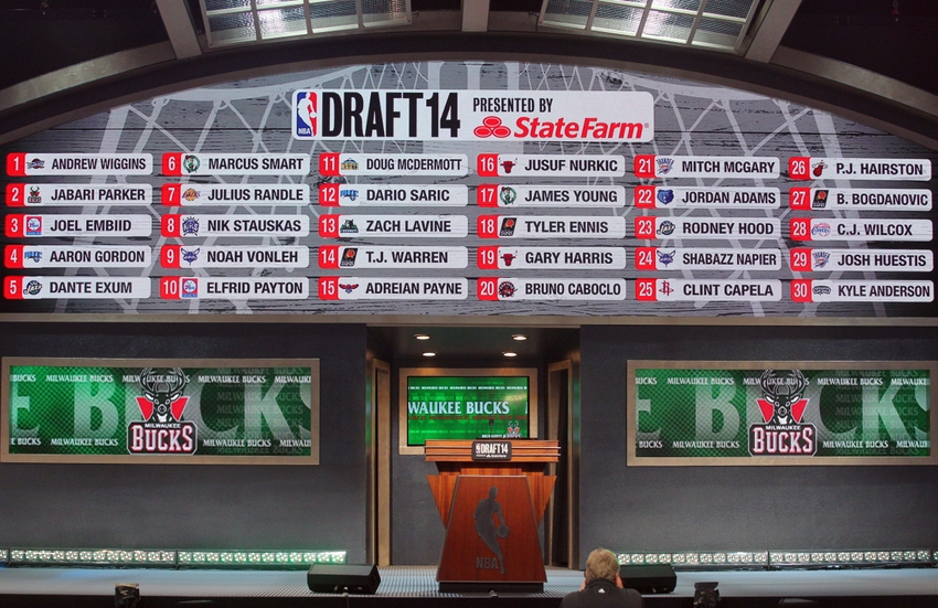 nba draft results complete list of picks for every team