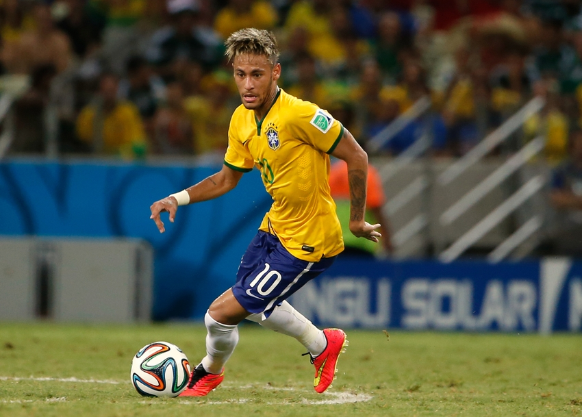 is neymar playing today