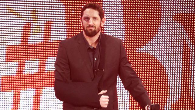 If it wasn't for Barrett's injury, the WWE wouldn't have had any changes from the status quo at Battleground. (Photo credit: WWE.com)