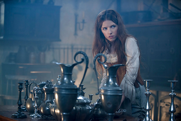 """Anna Kendrick as Cinderella in """"Into the Woods."""""""