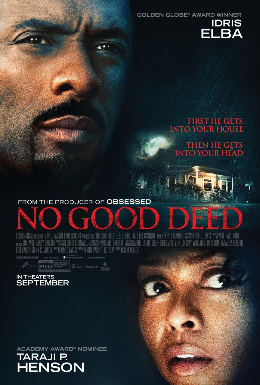 No Good Deed (2014) Poster