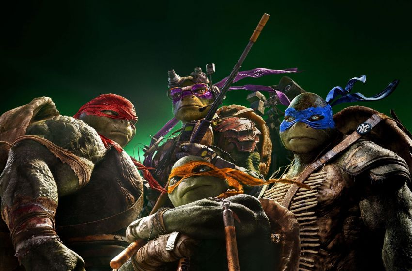 Teenage Mutant Ninja Turtles look ready for action in new ...