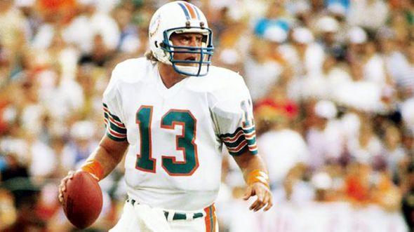 Dan Marino might have been the last of the first round picks in the famous 1983 quarterback draft, but he was the first to shine in the NFL.