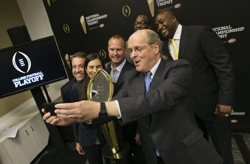 College Football Playoff 2014 2014-15 College Football