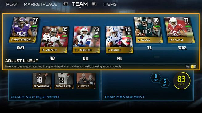 madden 15 ultimate team matchmaking Madden nfl 19 ultimate team gives fans even more ways to choose their path  football fans on the go can also check out madden nfl overdrive, available on august 15 th.