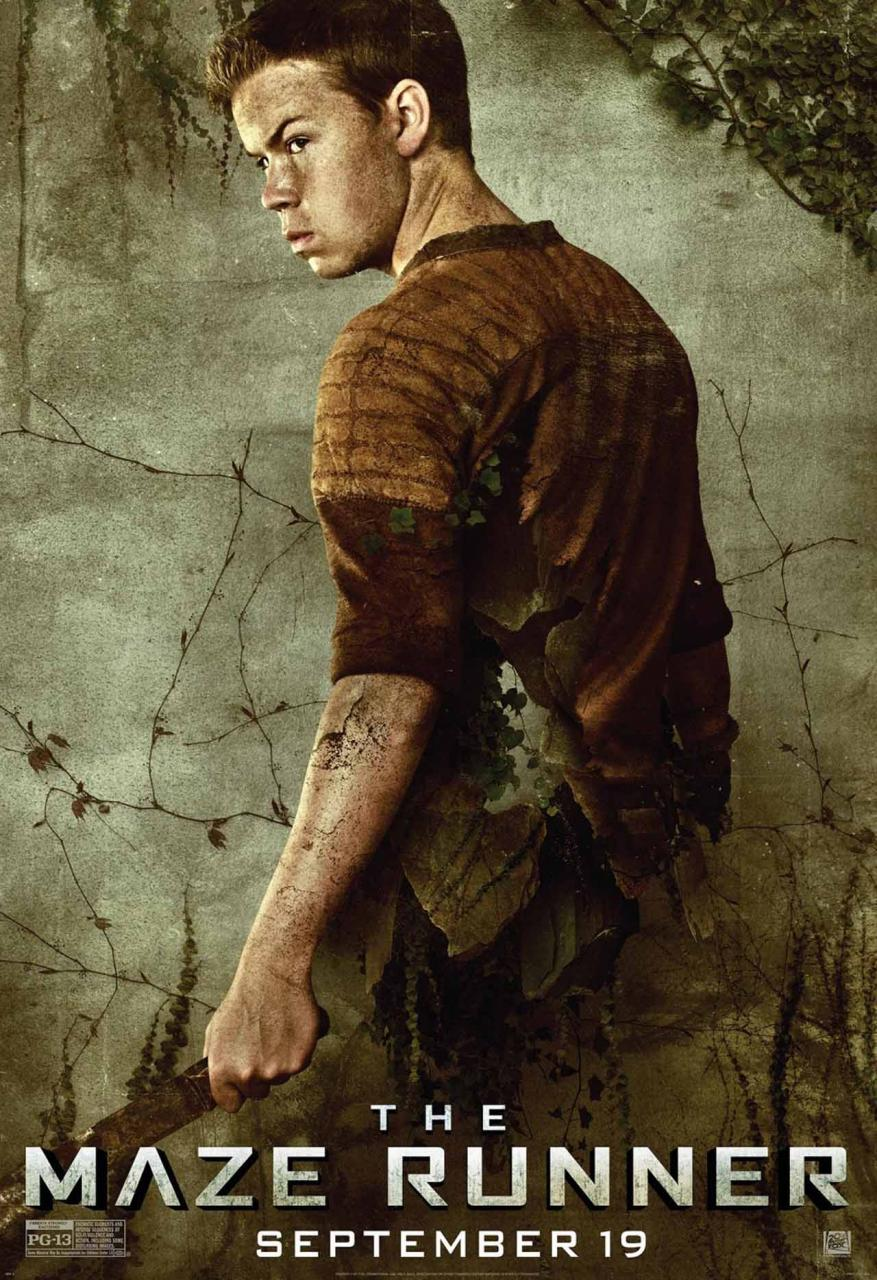 The Maze Runner: Five new character posters released