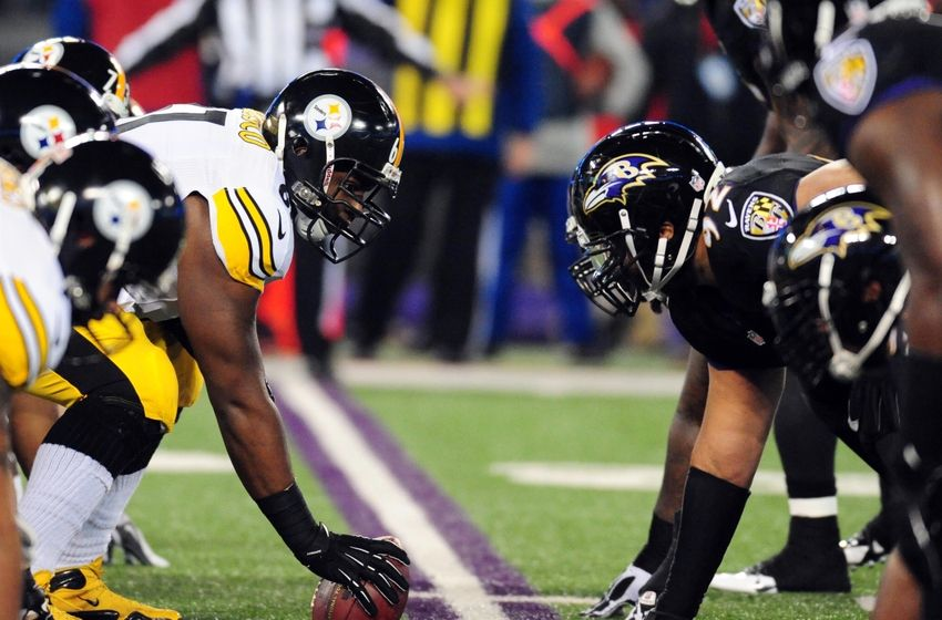 nfl spread this weekend steelers vs ravens live online