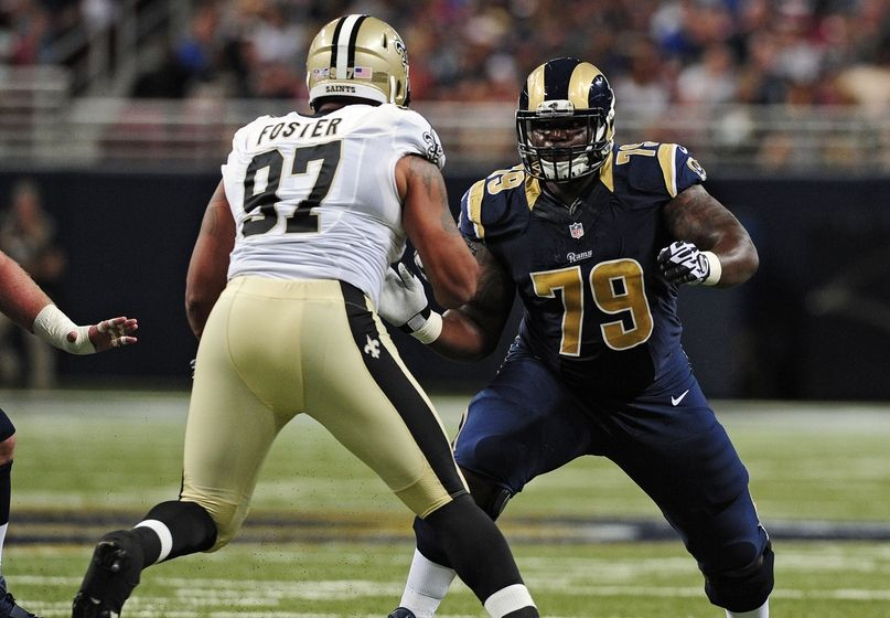 Greg Robinson Not Starting For St Louis Rams