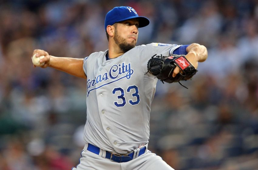 Boston Red Sox Rumors: James Shields a likely target