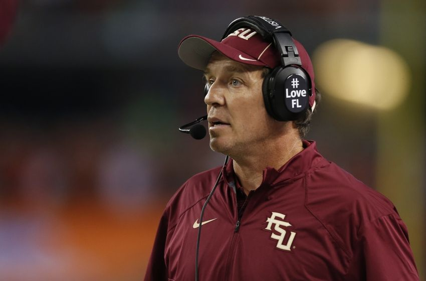 Jimbo Fisher earning better coaching grades