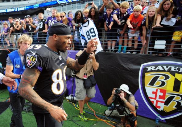 Steve Smith trolls Carolina Panthers in postgame comments