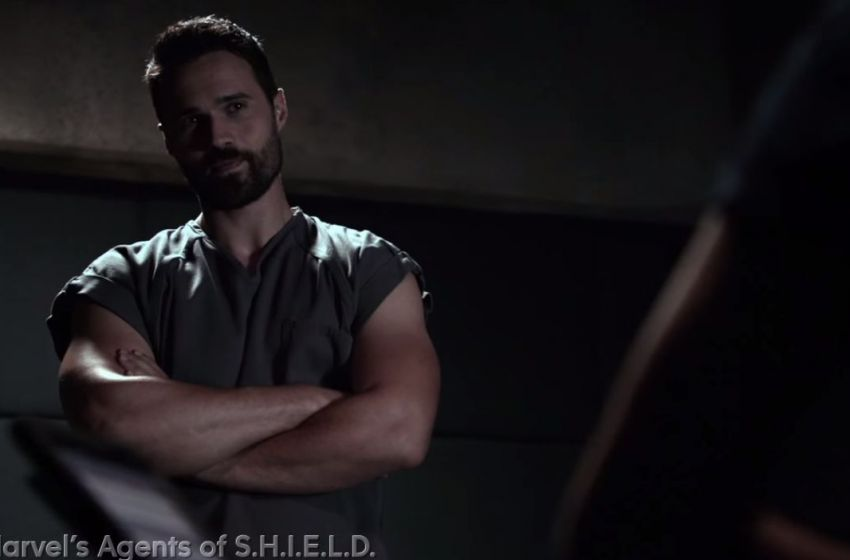 Wards Role In Season 2 Being Confined A SHIELD Holding Cell Has Been Compared To Hannibal Lector Silence Of The Lambs