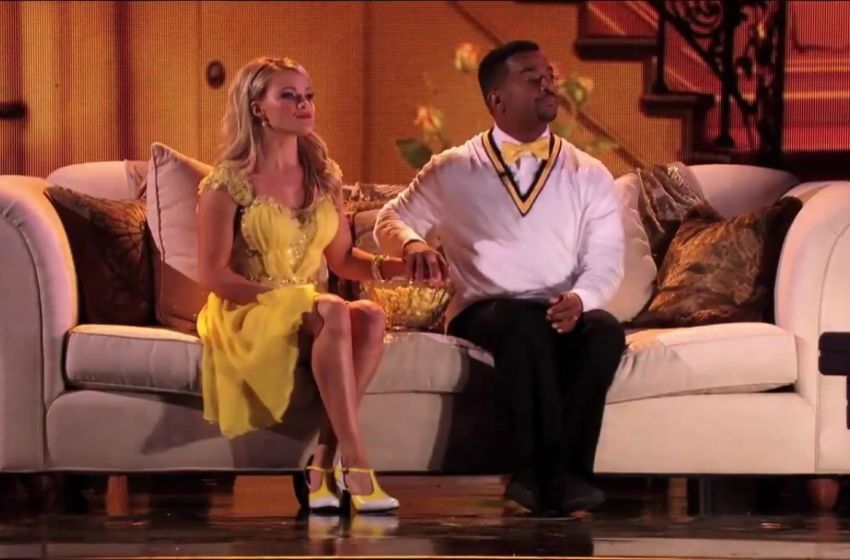 Carlton Dance Episode Carlton' on Dancing With