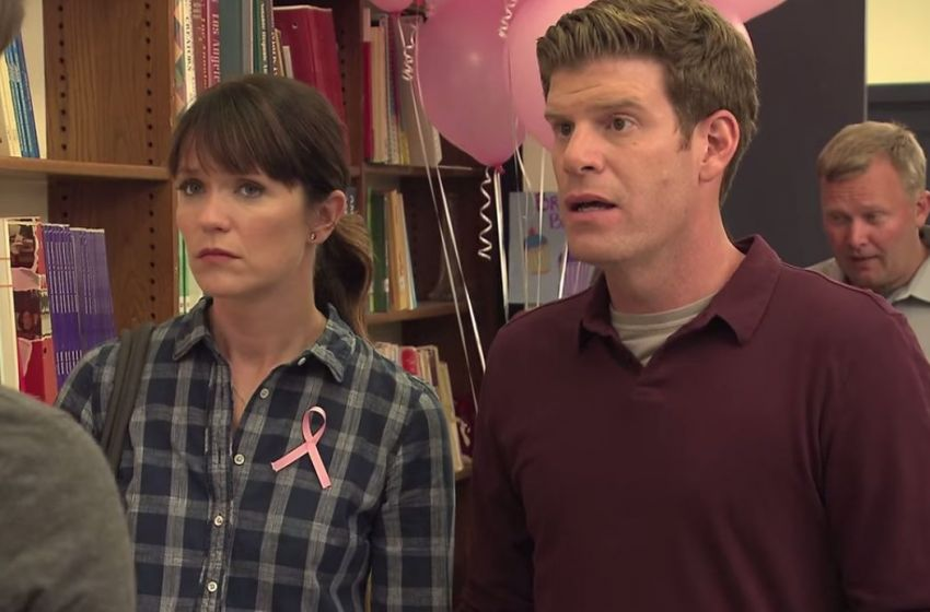 The League - Breast Awareness Month