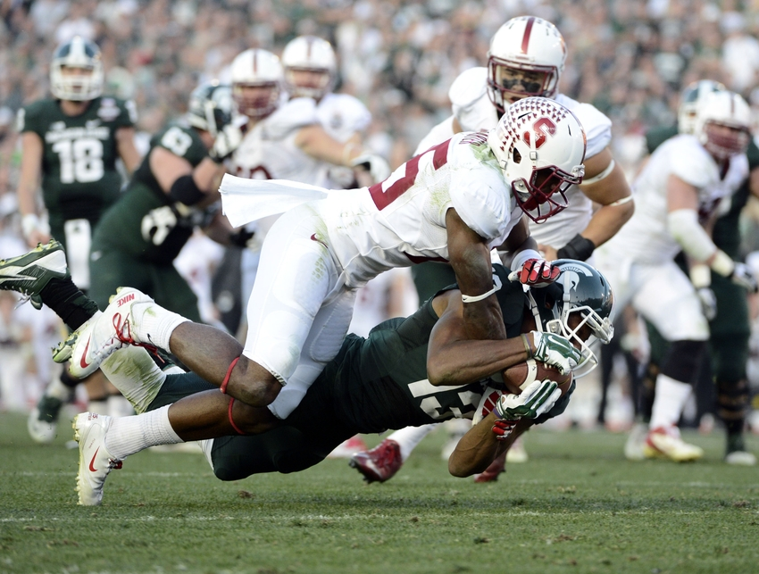 2015 Rose Bowl Michigan State Spartans