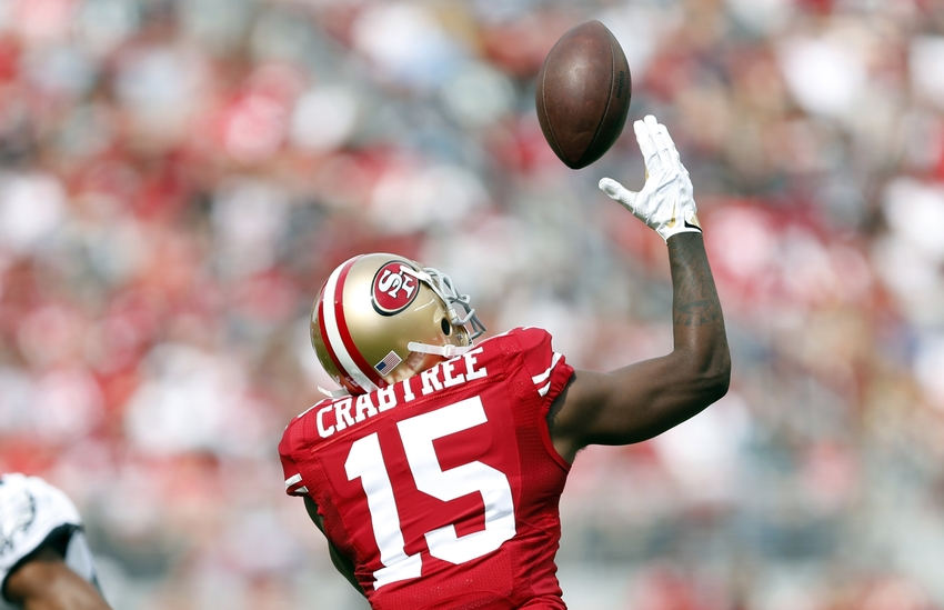 Michael Crabtree's foot injury more serious than thought?