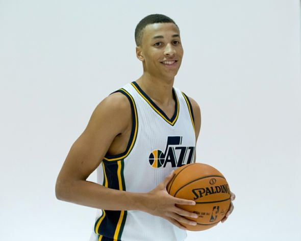 Utah Jazz have been impressed by Dante Exum for some time