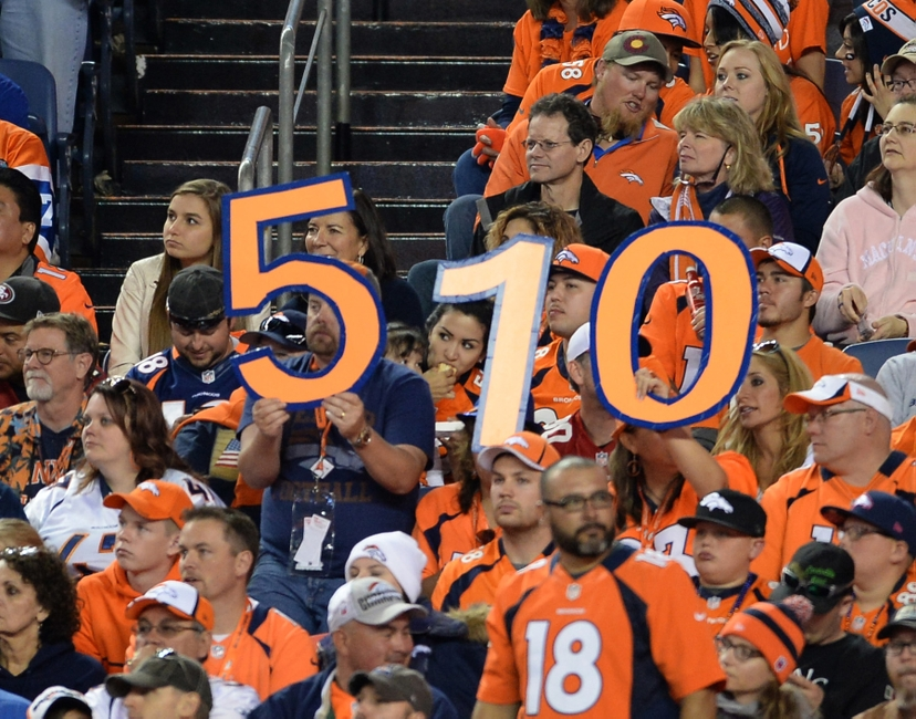 Denver Broncos Peyton Manning Outshining Team S Success