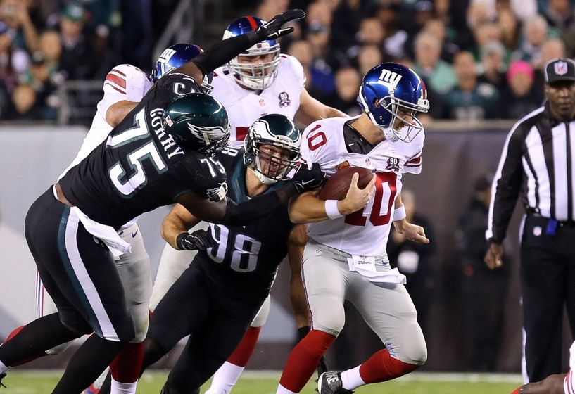 The Philadelphia Eagles And New York Giants Unveil Latest: New York Giants: Shutout By Philadelphia Eagles Sunday Night