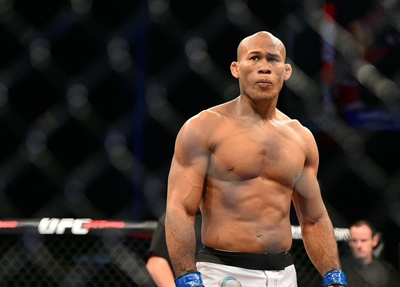 Jacare Souza's coach wants him to fight Dan Henderson at 205