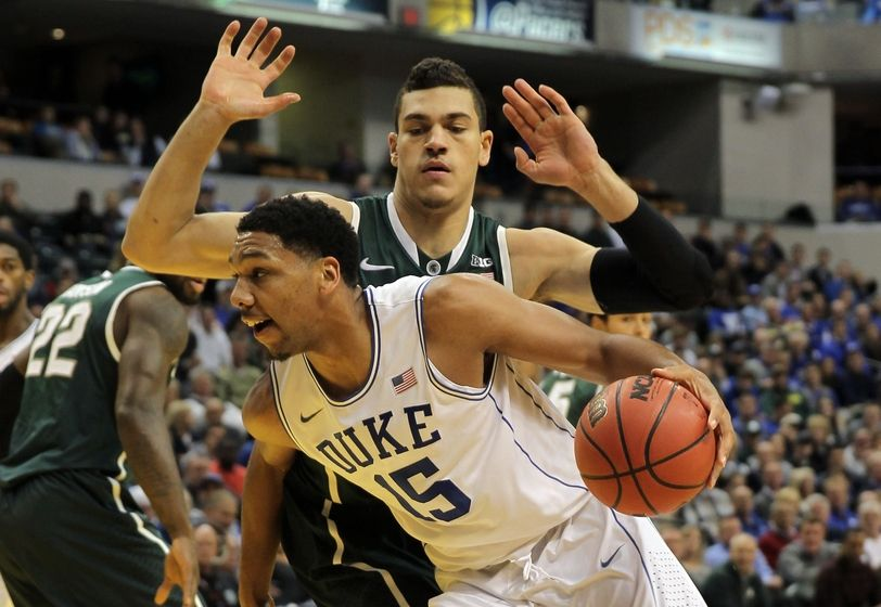 Duke cruises past Michigan State to advance to the national title game