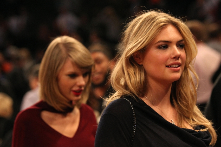Kate Upton Bashes National Anthem Protesters
