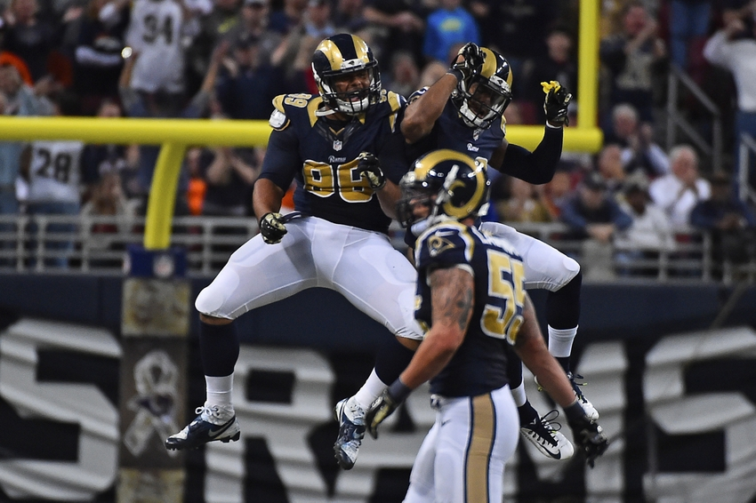 Nfl Awards Watch Aaron Donald Takes Lead For Droy