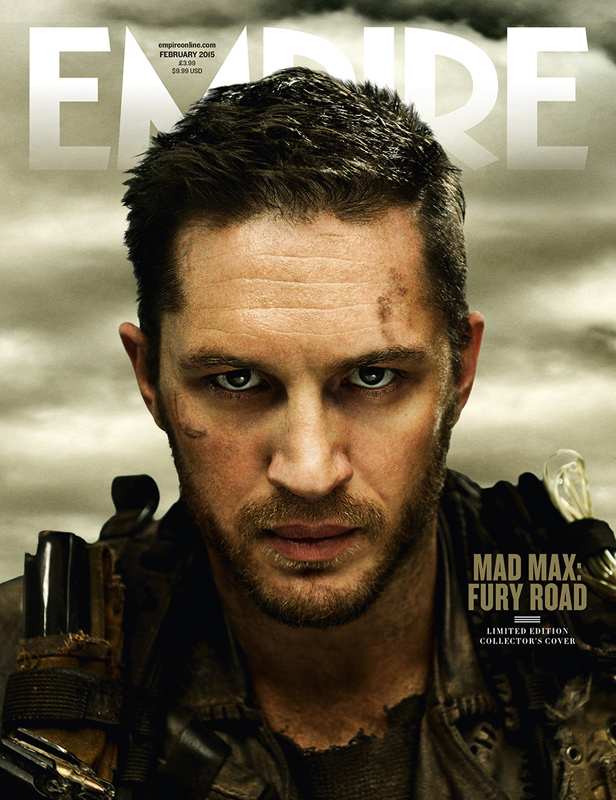 Empire Releases 2 New Covers Featuring Mad Max: Fury Road