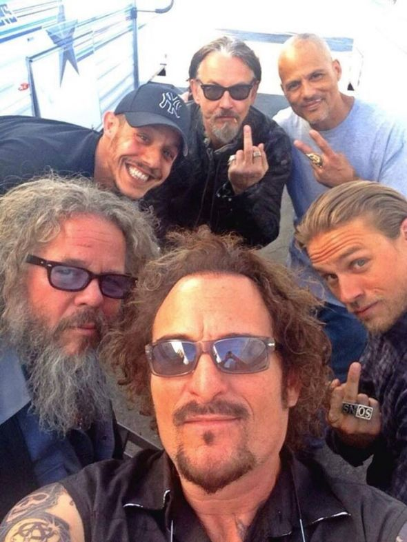 Sons Of Anarchy Actors