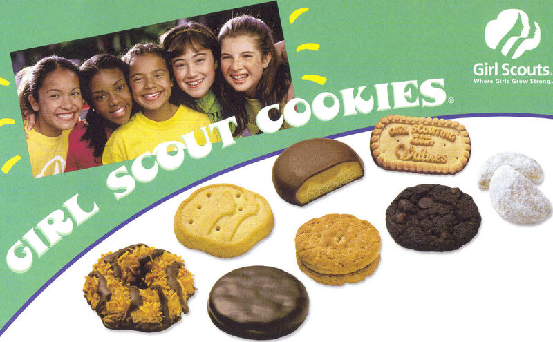 girl scout cookies will be available to buy online