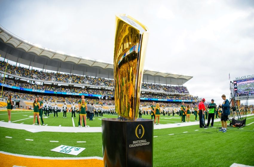 national championship football 2015 bowl schedule today