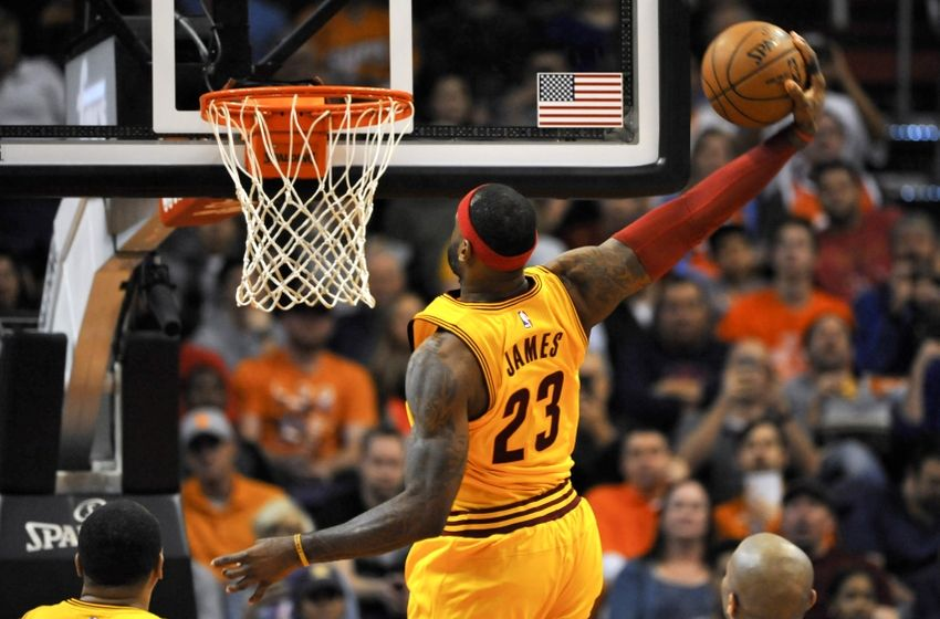 LeBron James Says Dunk Contest Isn39;t His quot;Flavorquot;  Complex UK