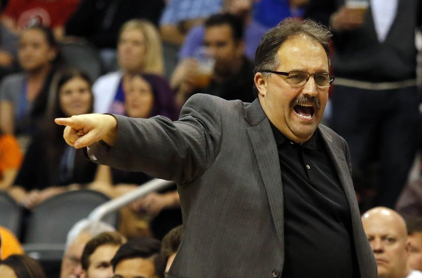Stan Van Gundy Pistons Stan Van Gundy to Pistons
