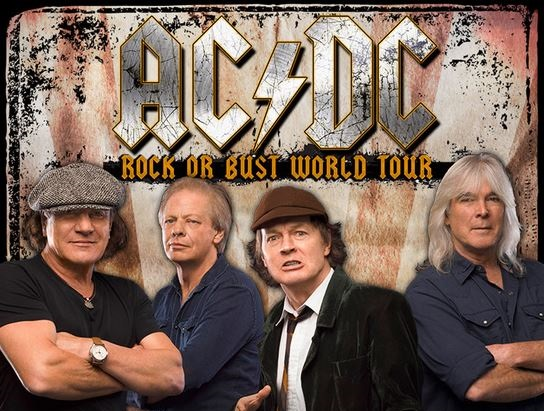 Legendary Acdc To Play Chicagos Historic Wrigley Field Fansided