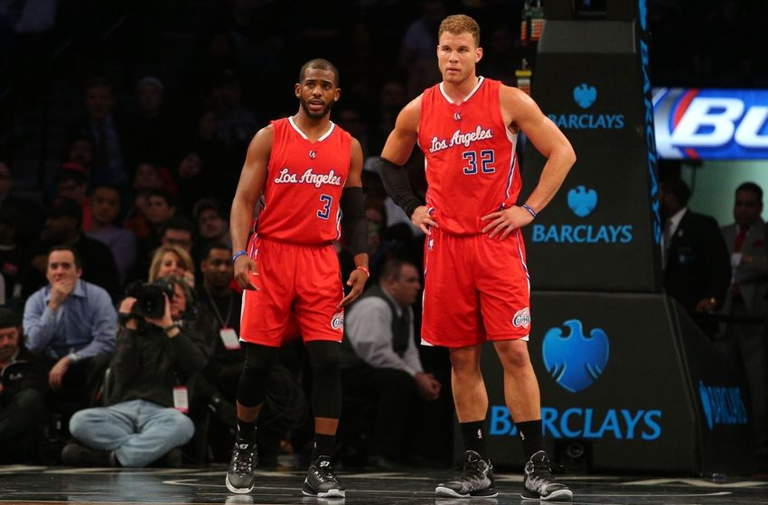 2015 Los Angeles Clippers Blake Griffin