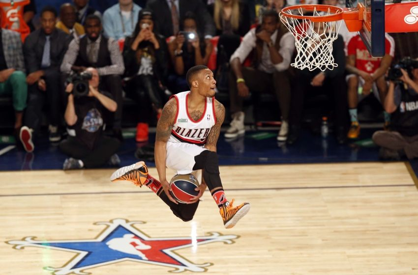 Damian Lillard Adidas All-Star Shoes (Photo)