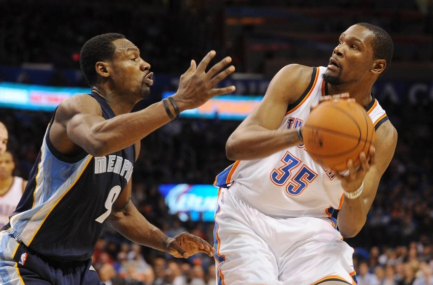 Kevin Durant thinks players, not writers, should vote on MVP