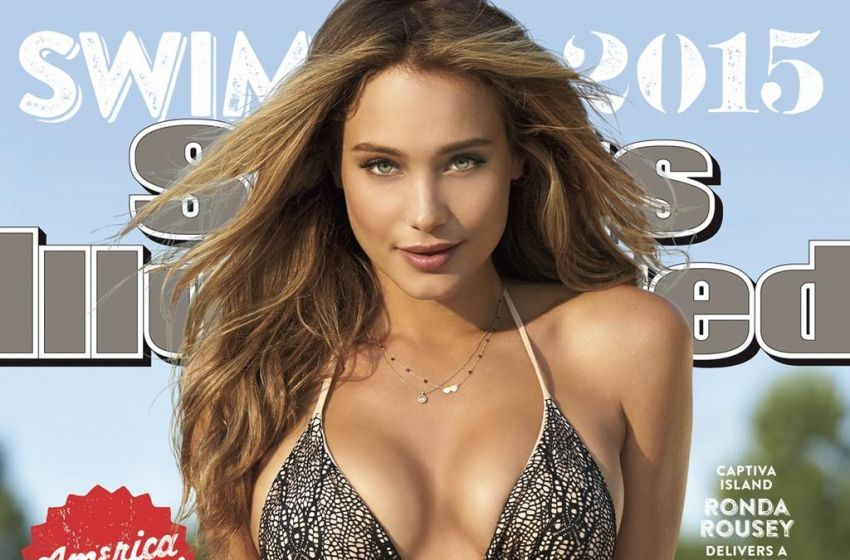 2015 Sports Illustrated Swimsuit Cover Unveiled