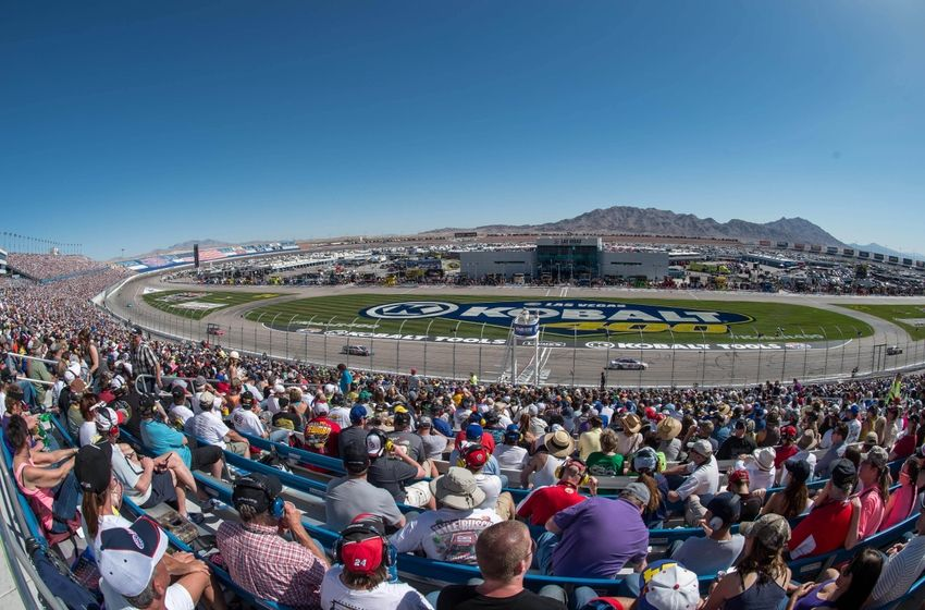 NASCAR at Las Vegas 2015: Kobalt 400 finishing order