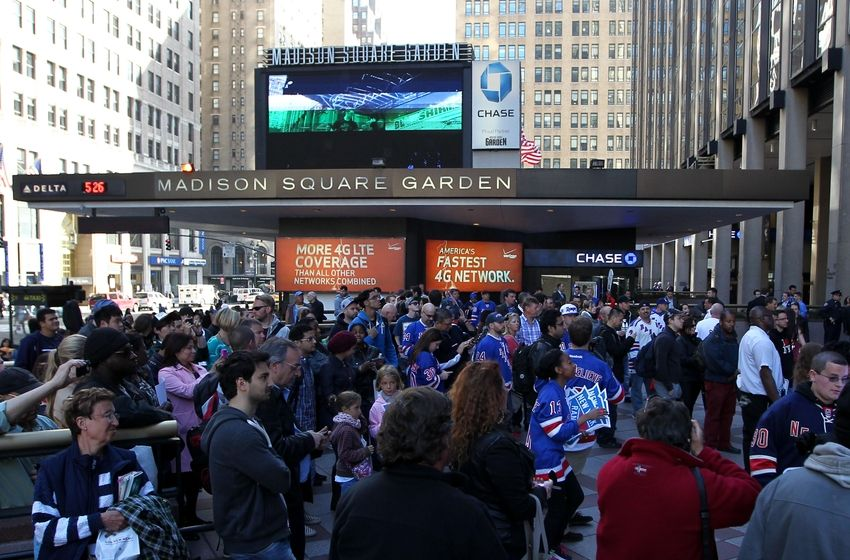 Ufc Coming To Madison Square Garden In 2015