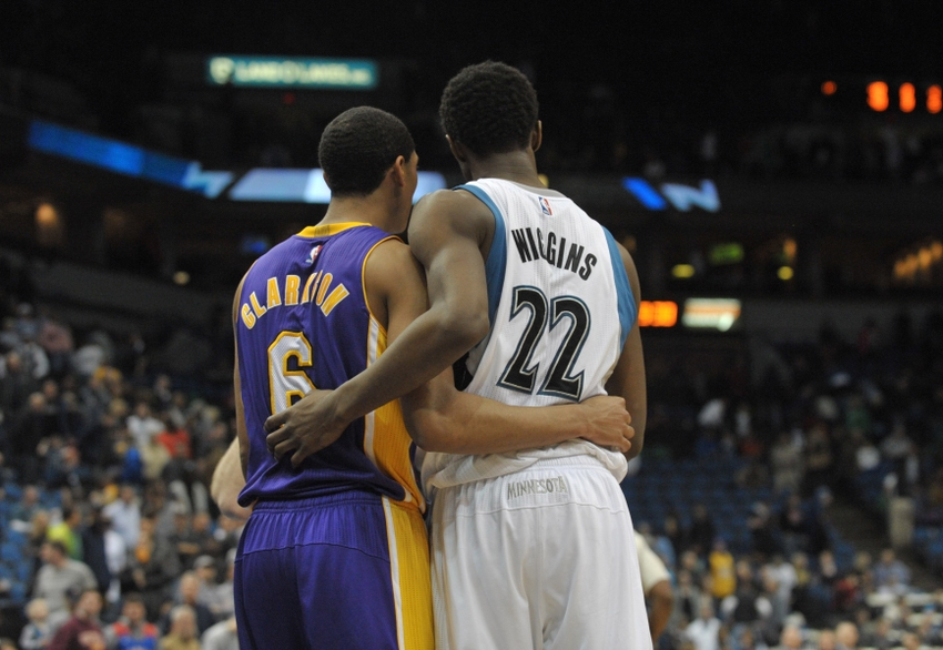 Selecting the NBA All-Rookie Team