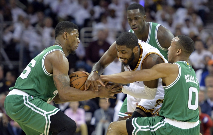 NBA Playoffs 2015, Cavaliers vs Celtics Game 2 full video ...